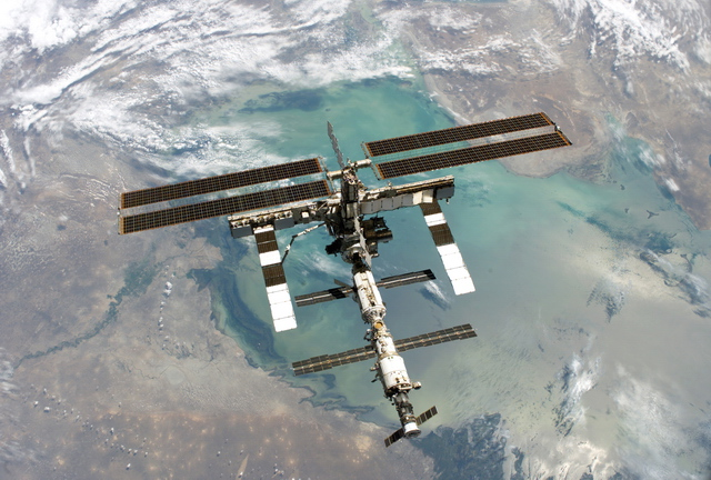International Space Station - Aug 2006